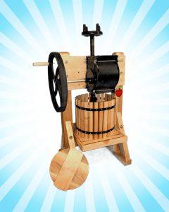 Homesteader-cider-press