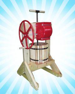 Pioneer-cider-press