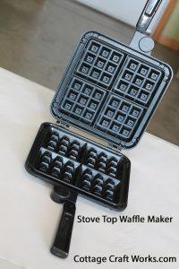 non-electric-usa-waffle-maker